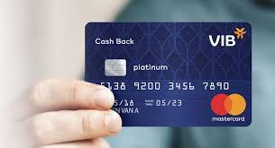thẻ vib cashback