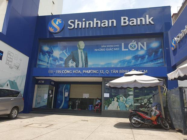 Chi nhánh Shinhan Bank Tân Bình